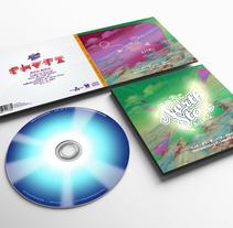 ROTNS. Demonstrating My Saiya Style | Diseño lenticular. Portada alternativa disco musical. Un proyecto de Diseño gráfico y Packaging de Aníbal Carbonero - 01-06-2016
