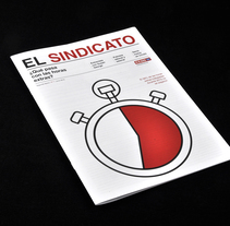 El Sindicato, Nº7. El periódico de CCOO.. A Design, Illustration, Editorial Design, and Graphic Design project by Jorge Lorenzo         - 07.06.2016