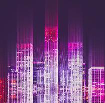 CITY SOUND. Um projeto de Design gráfico e Pós-produção de RETOKA         - 24.06.2016