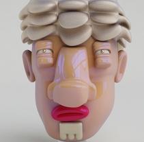 Algunas pruebas de Diseño de personajes.. Un proyecto de 3D de mralexmgg - 06-08-2016