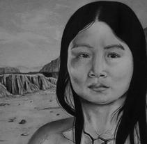 Dibujo. Un proyecto de Ilustración de Isma Cervantes         - 27.06.2016