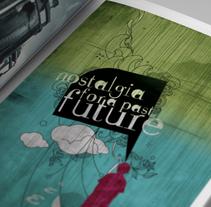 OFFF 2010 PARISN. Um projeto de Ilustração e Design gráfico de Jose Carlos Delgado         - 27.06.2016