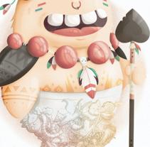 Jack Spades // Playing Arts . Un proyecto de Ilustración, Diseño de personajes y Diseño de juegos de Sara Gummy - 14-07-2016