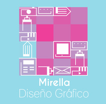 "Mi proyecto: ""Mirella"". A Design, Illustration, Editorial Design, and Multimedia project by Mirella Castelletto         - 21.07.2016"