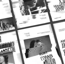 Scanzine. Um projeto de Direção de arte, Design editorial, Design gráfico e Tipografia de Jesús Faulimé Valle         - 21.07.2016