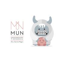 Mun | naming · logo · mascotas. Un proyecto de Br e ing e Identidad de Blanca de Frutos         - 25.04.2016