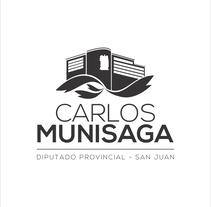 Carlos Munisaga - Diputado Provincial. A Design, Advertising, Graphic Design, and Social Media project by Martin Sandoval Fernández - 27-07-2016