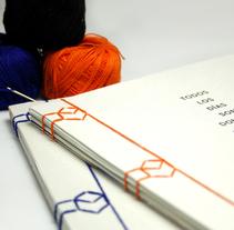 Todos los días son domingo (Trabajo de Fin de Grado). Un proyecto de Ilustración, Br, ing e Identidad, Artesanía y Diseño gráfico de Mar Suárez - 31-07-2016