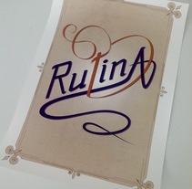 Mi Proyecto del curso: Los secretos dorados del lettering. Um projeto de Tipografia de arrabalmar         - 02.08.2016