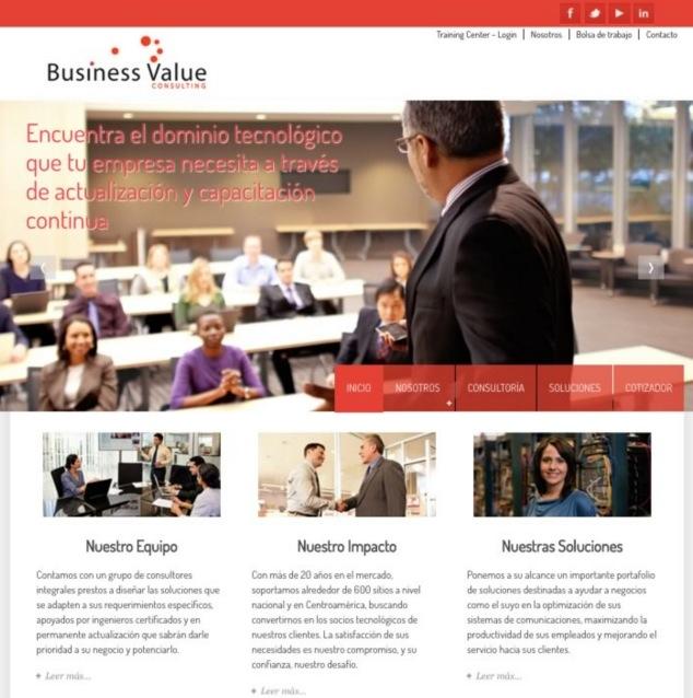 Bvc Web Design