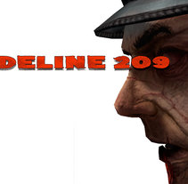 "Comic - Video juego ""Madeline 209 hab."". A 3D, and Comic project by Davidoff Danko - 04-08-2016"