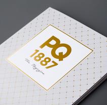 Pere Quera The magazine n.3. Un proyecto de Diseño editorial y Diseño gráfico de mònica ih - 09-08-2016