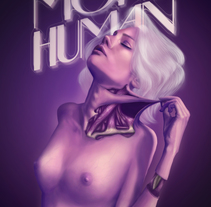 MORE HUMAN. A Design, Illustration, Photograph, Graphic Design, and Web Development project by Maria Rueda - 18-05-2015