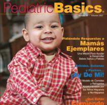 REVISTA PEDIATRIC BASICS. Um projeto de Design editorial e Design gráfico de José Antonio Olvera Servín         - 17.08.2016