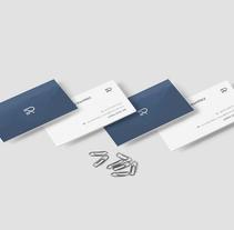 CIAR. Propuesta 1. Un proyecto de Diseño, Diseño gráfico y Caligrafía de PV STUDIO         - 17.08.2016