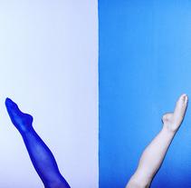 Mi cuerpo y el azul. Un proyecto de Fotografía de Silvia Jareño Torés - 02-07-2016