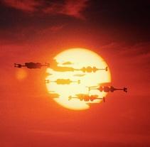 """Star Wars: Rogue One"" Teaser Concept. Un proyecto de Animación de Ari Ramirez         - 14.07.2016"