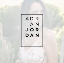 Adrián Jordán González. Un proyecto de Diseño Web de Marco Molina         - 06.07.2016
