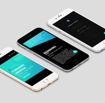 Chaparro Creative | Creación de una web profesional con WordPress. Um projeto de Desenvolvimento Web de La Cova Studio         - 06.11.2016