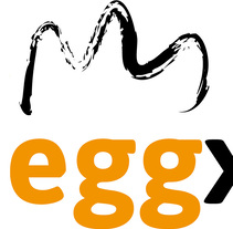 Imagen corporativa de Eggxpress, empresa de servicio a domicilio de huevos . A Br, ing, Identit, Graphic Design, and Product Design project by Sandra Ramirez-Cardenas Amer         - 04.09.2016
