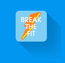 Break The Fit. A Advertising project by caltarana         - 05.09.2016