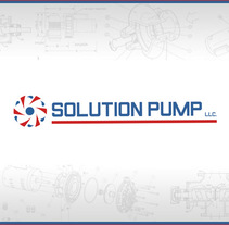 Solution Pump. A Art Direction, Graphic Design, Web Design, and Web Development project by Alejandro Garcia         - 05.09.2016