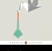 Ilustración. Penguin Clásicos . Un proyecto de Diseño, Ilustración, Diseño editorial y Diseño gráfico de Alba Ibarz González         - 02.02.2015