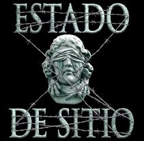 ESTADO DE SITIO . A Illustration, Art Direction, Fine Art, and Game Design project by Enrique Diaz         - 06.09.2016