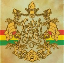 Catch a fire. Un proyecto de Ilustración y Tipografía de Antonio Guzmán Iñigo         - 19.09.2016