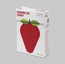 ia Sweets. Um projeto de Design gráfico e Packaging de Chavo Roldán         - 19.03.2015