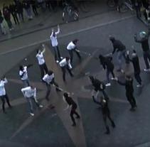 """""""Flashmob"""". Un proyecto de Cine, vídeo y televisión de Jose Angel Martos         - 02.03.2013"""