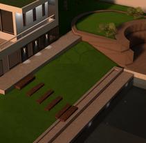 Casa 3D. Um projeto de 3D e Arquitetura de Alexandre Seabra         - 20.09.2016