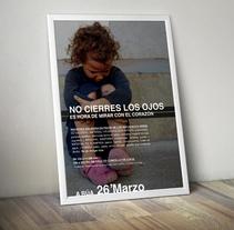 #NoCierresLosOjos ::: Campaña solidaria. Un proyecto de Br e ing e Identidad de Noa Primo Rodríguez - Martes, 27 de septiembre de 2016 00:00:00 +0200