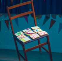 Sueños convertidos en gif. Un proyecto de Fotografía, Animación y Cocina de Roman Joglar Noa         - 01.10.2016