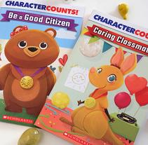 Character Counts!. Un proyecto de Diseño de personajes e Ilustración de Núria  Aparicio Marcos - Viernes, 07 de octubre de 2016 00:00:00 +0200