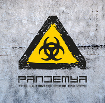 Pandemya. A Graphic Design project by Anna Murguía Combalía         - 09.10.2016
