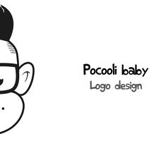 Diseño de marca Pocooli. Um projeto de Direção de arte, Br, ing e Identidade e Design gráfico de Javier López         - 11.09.2016