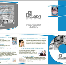 Clident packaging. Un proyecto de Diseño de Raquel Pariente         - 15.10.2010