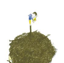 Bosque escuela.. Un proyecto de Ilustración de Ana Navarro         - 17.10.2016
