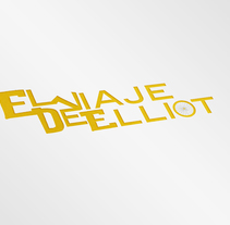 Logo - El viaje de Elliot. A Design, Editorial Design, and Graphic Design project by Elena Gómez         - 18.10.2016