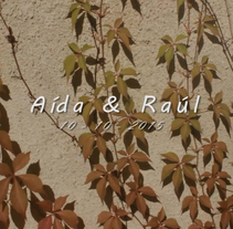 Aída & Raúl // Vídeo. A Film, Video, TV, and Video project by Enedeache  - 23-10-2016
