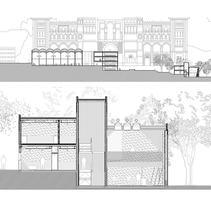 PFC Arquitectura. Um projeto de Arquitetura de Mª Carlota Teruel Garrote         - 26.10.2016