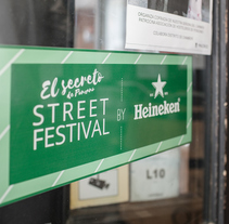 Heineken Street Food Festival 2016. A Art Direction project by Carlos Casado - 27-10-2016