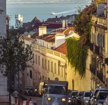 Lisboa: Mi primer viaje fotográfico. A Photograph project by Estanis Arena Estrade         - 29.10.2016