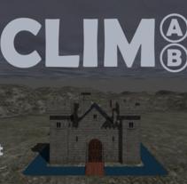 Videojuego Clima Climb. Um projeto de Design de jogos e Design gráfico de David Murillo         - 01.11.2015