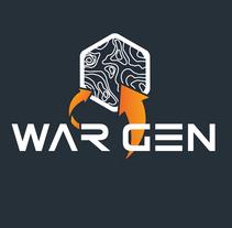 WAR GEN Aplicación para crear mesas de juegos de miniaturas. A Design, UI / UX, and Graphic Design project by Danann          - 01.11.2016