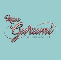 Logotipo Miss Gurumi. Um projeto de Design gráfico de Eddi Erauskin         - 06.10.2016