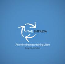 Centro ITAE // Vídeo de formación online. A Design, and Animation project by XELSON  - Nov 04 2016 12:00 AM
