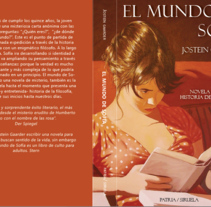 Rediseño de Portada de Libro (sin fines de lucro). A Design, and Editorial Design project by Mayte Molina         - 06.03.2015