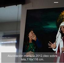 Juanma Moreno ARCatalog (App Realidad Aumentada). A Fine Art, Game Design&Interactive Design project by Juan Manuel  Moreno Sánchez - 12-04-2014